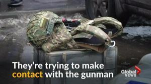 Gunman opens fire inside Moscow factory, one dead
