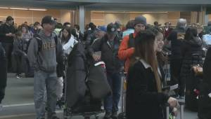 Long lines, delays at Vancouver International Airport due to baggage system issue