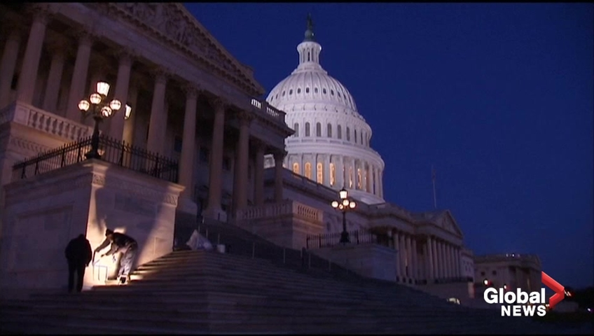 US Senate approves bill to keep government running into 2019