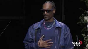 Nipsey Hussle funeral: Snoop Dogg's FULL eulogy