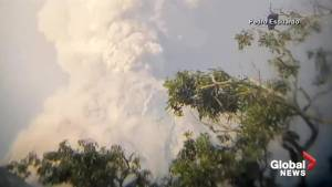 Thousands evacuated after Guatemala's 'Volcano of Fire' erupts