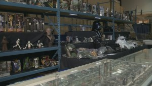 Huge Star Wars auction in B.C
