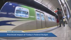 How will the federal budget impact BC?