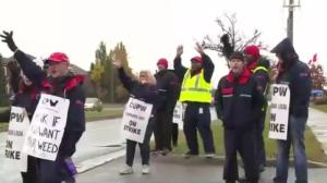 Ground rules laid out for striking Canada Post workers