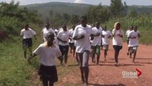 Everyday Hero: Margaret Butler recognized for work with Rwandan girls