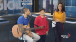 Montreal singer, 13, wows in ONETAKE singing contest