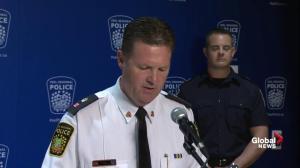 Peel police release updated description of restaurant bombing suspects