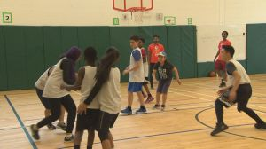 Free basketball program in Toronto empowers youth on and off the court