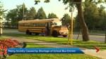 School bus driver shortage in Halton region looms