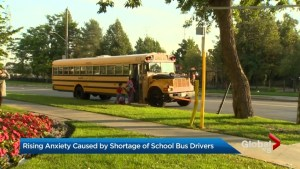 School bus driver shortage in Halton region looms