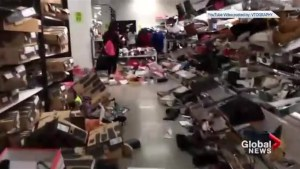 What happened in this Sears?!