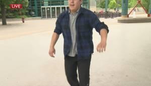 Asham Stompers bring act to Winnipeg's ADL
