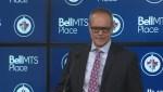 Winnipeg Jets Post Game Reaction – Nov. 27