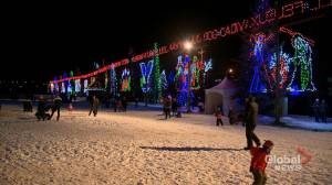 Calgary's annual Christmas Festival of Lights cancelled for 2019