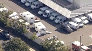 Authorities confirm suspicious package addressed to Democratic Senator Kamala Harris