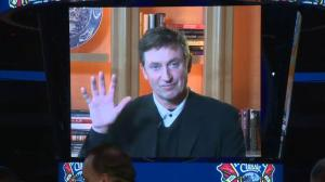 Wayne Gretzky will be captain of the Edmonton Oilers' legends team