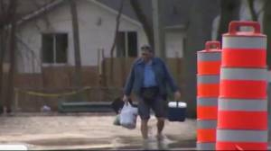 Quebec inundated by floods as Ontario braces