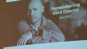 Halifax library sing-along pays tribute to Gord Downie