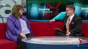 Surviving the Slump: The emotional toll of the slumping economy (02:54)