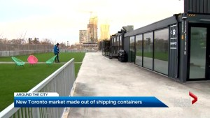 New, unique market opens near Toronto's waterfront