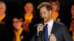 Prince Harry and Meghan Markle officially open the fourth Invictus Games at Sydney Opera House