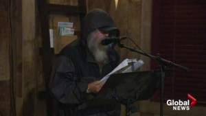 Man overcomes schizophrenia and poverty to write book of poems