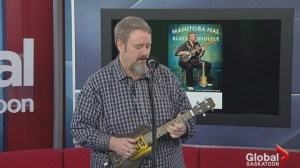 Manitoba Hal performs 'Alligator'