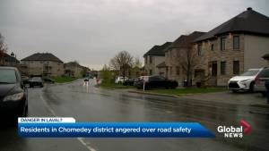 Laval residents worry about speeding