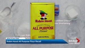 Robin Hood flour recalled