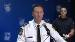 Peel police not ruling out possibility of female suspect in restaurant bombing