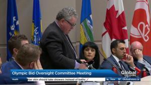 Calgary's Winter Olympics bid debate continues