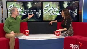 Serca Festival of Irish Theatre takes to the stage along Alberta Avenue