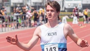 Kingston track star Miles Brackenbury commits to Queen's