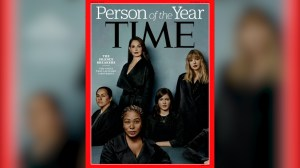 TIME names 'The Silence Breakers,' of the #MeToo movement, as its Person of the Year