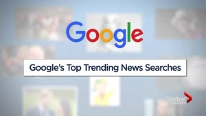 Google releases Top Trending Searches for 2017