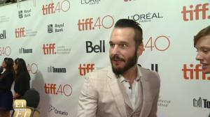 TIFF Red Carpet – Mr. Right: Michael Eklund