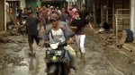 People in Indonesia run after rumour sparks panic of second tsunami