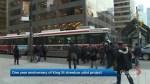 Passengers grade Toronto's King streetcar experiment