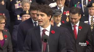 PM Trudeau vows, again, to work cooperatively with President Trump