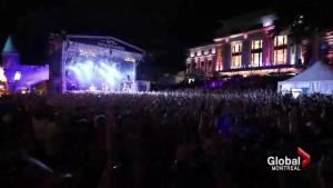 Festival d'été in Quebec City