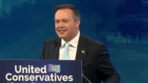 Alberta reverts to the right; Jason Kenney to be premier