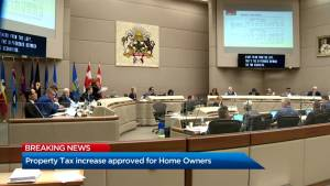 Calgary City Council approves residential tax rate hike