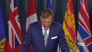 Maxime Bernier says his opinions represent 'real conservative ideas'