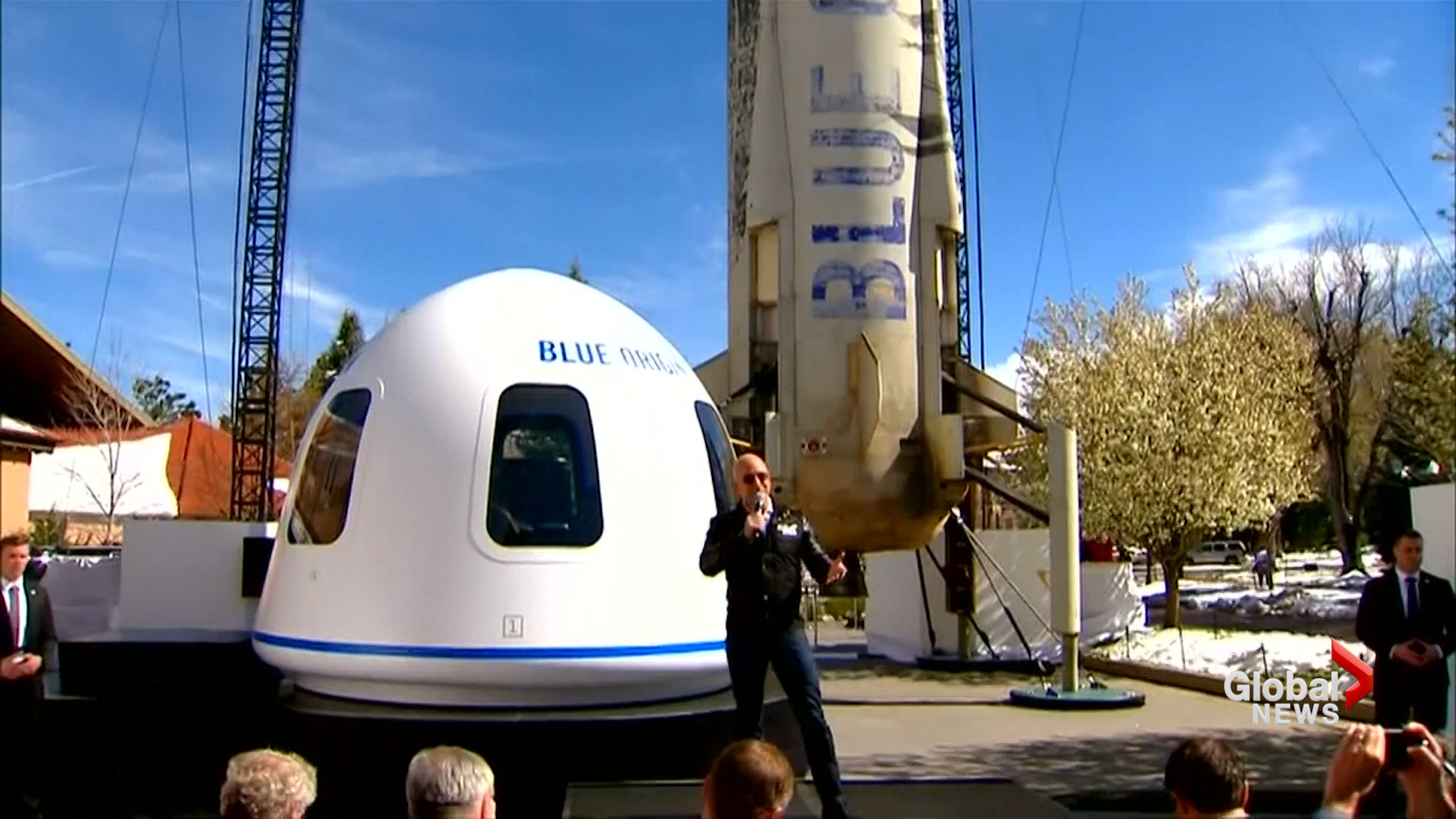 Jeff Bezos plans to charge at least $200,000 for space rides