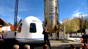 A trip to space will cost over $200,000 on Jeff Bezos' rocket: sources