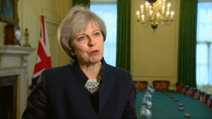 'Politics is not a game' says UK PM May after Scottish referendum call