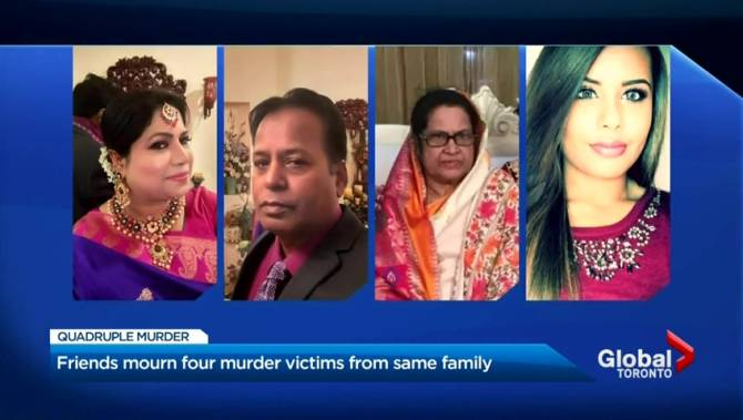 Markham quadruple homicide: Tunisian man says he gave accused killer's messages to police
