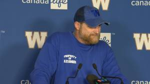 RAW: Blue Bombers Mike O'Shea Media Briefing – June 24