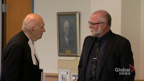 Complainant cross-examined at sexual assault trial of former Bridgewater police chief