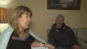 Patient with terminal lung cancer urges people to stop smoking